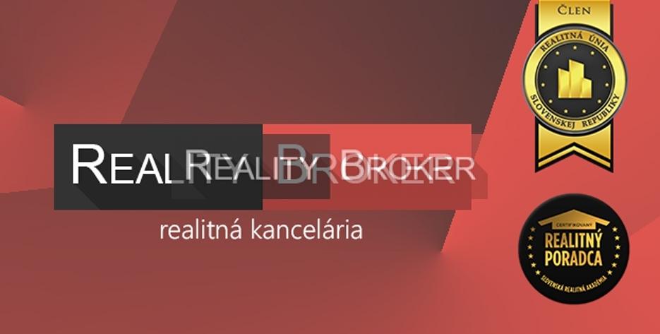 REALITY BROKER ponúka na predaj garáž v Senci