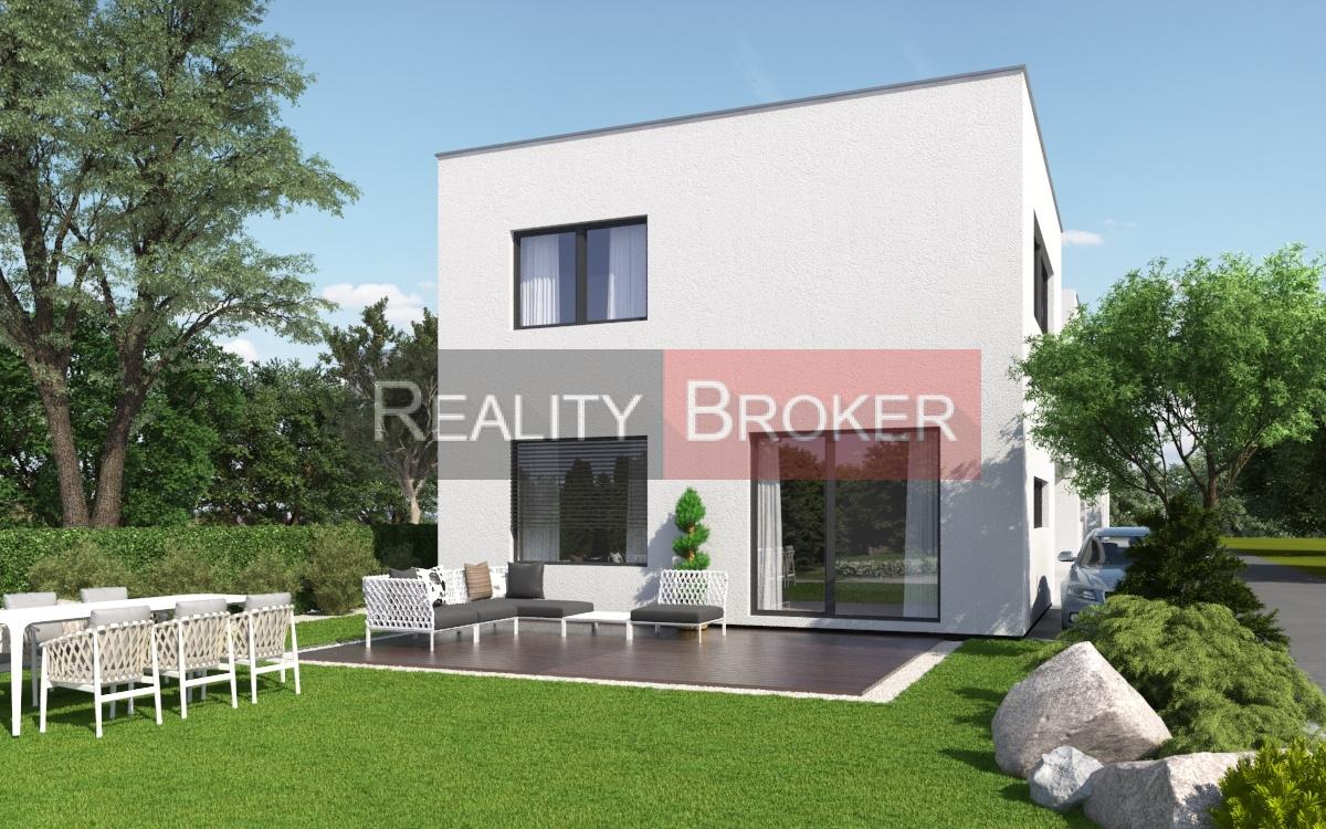 REALITY BROKER ponúka na predaj rodinné domy v Kráľovej pri Senci