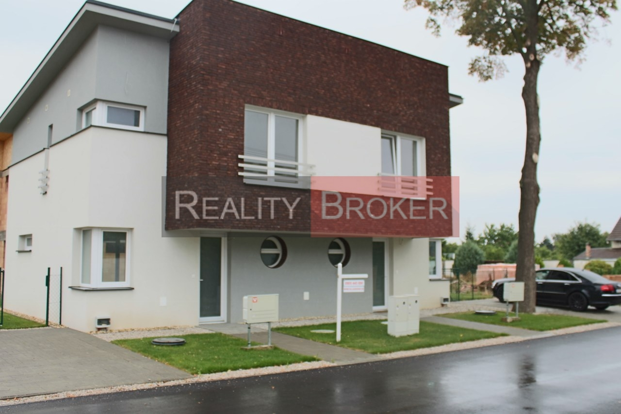 REALITY BROKER ponúka na predaj novostavbu RD v obci Hurbanova Ves, okres Senec