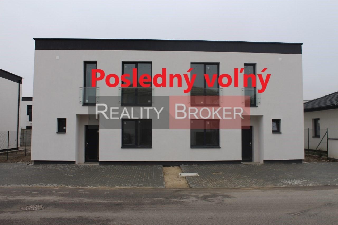 REALITY BROKER ponúka na predaj NOVOSTAVBU rodinného domu v Bernolákove