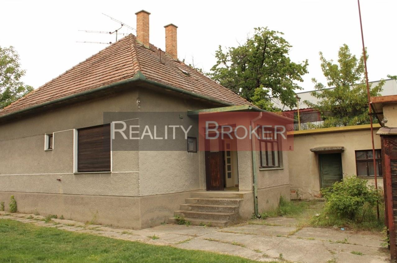 Reality Broker ponúka na predaj RD s pekným veľkým pozemkom