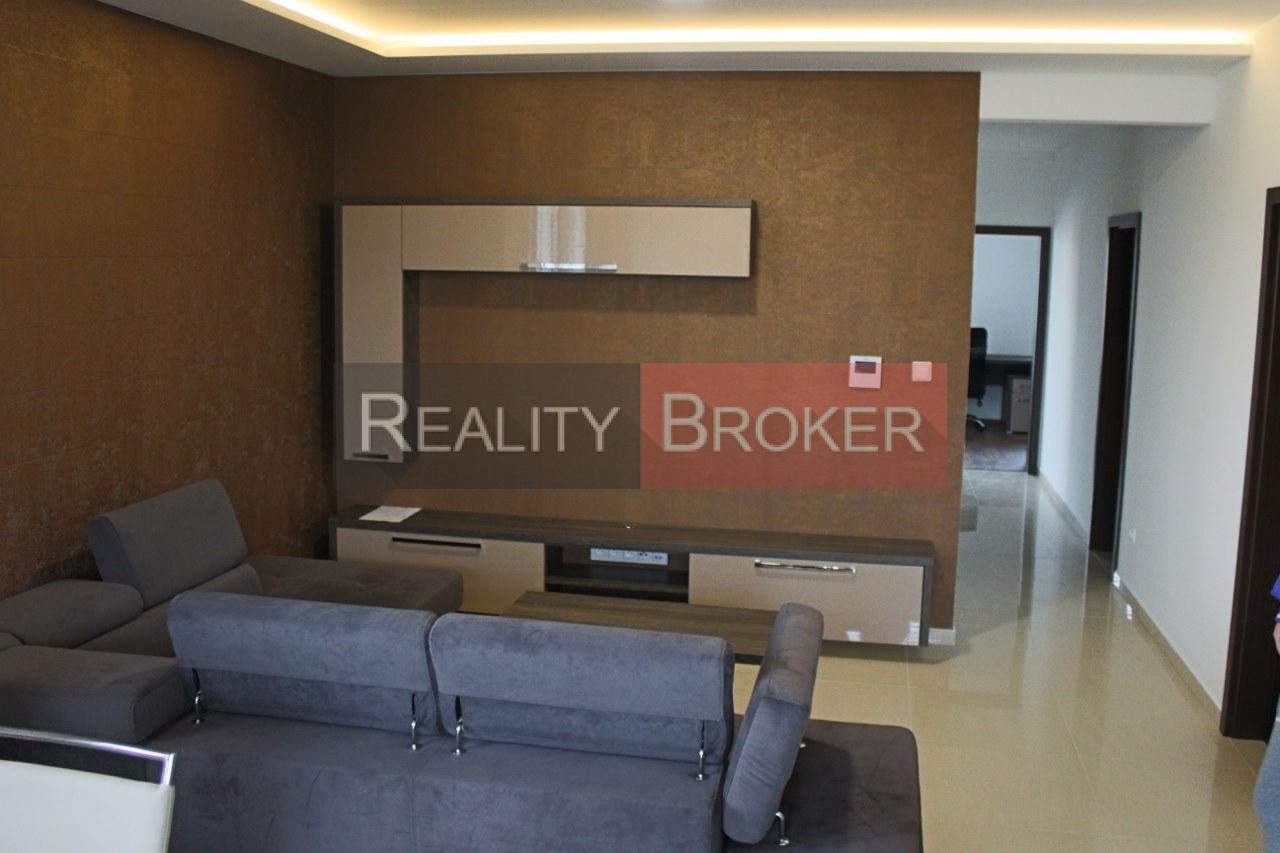Reality Broker ponúka na prenájom pekný priestranný  3 izb. byt komplet zariadený  – NOVOSTAVBA