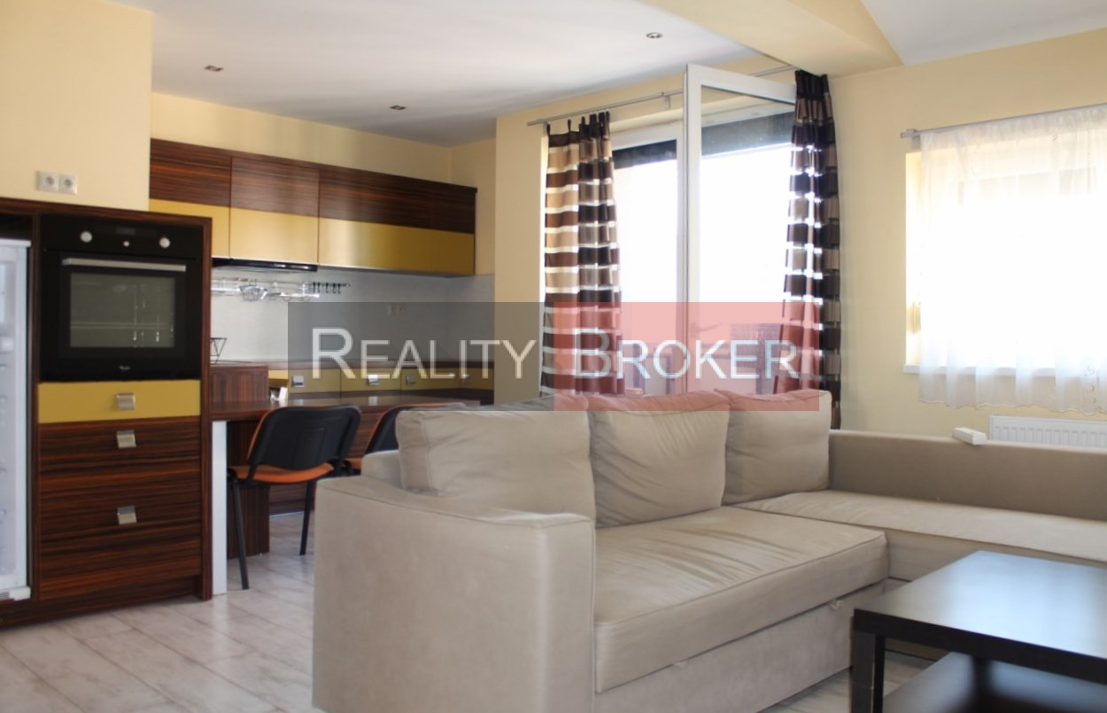 REALITY BROKER ponúka na prenájom pekný, zariadený 2 izb. byt v centre mesta